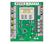 eControls Model eWU4P Wired/Wireless Zoning Panels for New and Existing Homes and Light Commercial