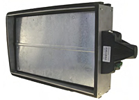 Zone Control Rectangular Frames with Power-Open/Power-Close Motor