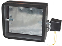Zone Control Rectangular Frames with Power-Open/Spring-Close Motor
