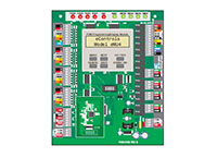 eControls Model eWU4P Wired/Wireless Zoning Panels for New and Existing Homes and Light Commercial (Optional ISM Radio)