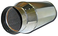 Round Air Duct Mufflers/Silencers