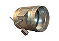 Round Air Balancing/Barometric Bypass Air Flow Dampers